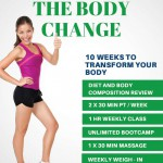 The Body Change Poster